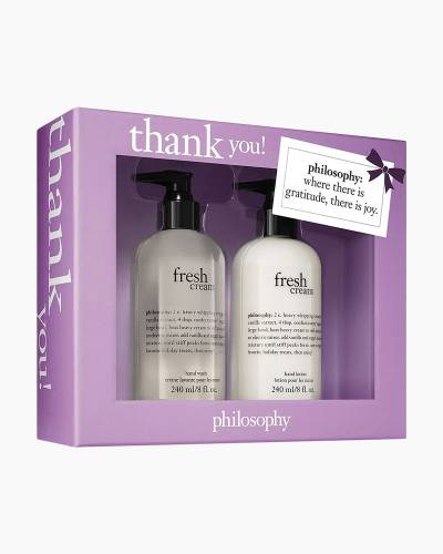 Thank You Fresh Cream Hand Set
