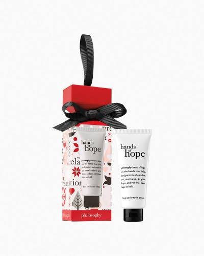 Hands of Hope Hand and Cuticle Cream Ornament