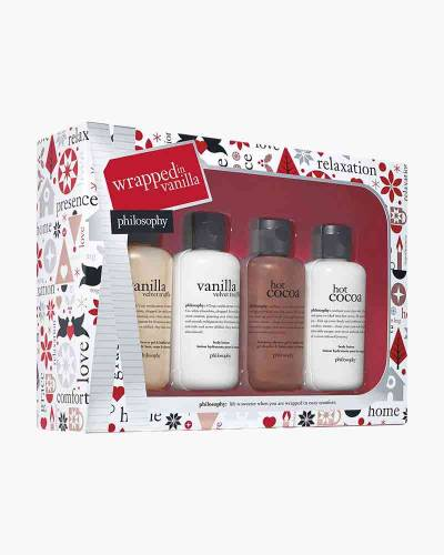 Wrapped in Vanilla Shower Gel and Body Lotion Set