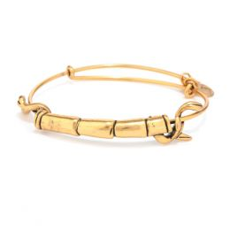 Alex and Ani Bamboo Wrap Bangle