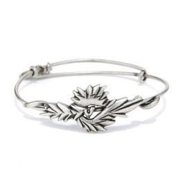 Alex and Ani Phoenix Wrap Bracelet