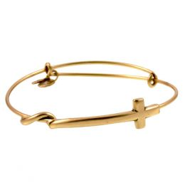 Alex and Ani Cross Wrap Bracelet