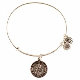Alex and Ani St. Anthony Charm Bangle