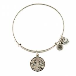 ALEX AND ANI Tree of Life Charm Bangle