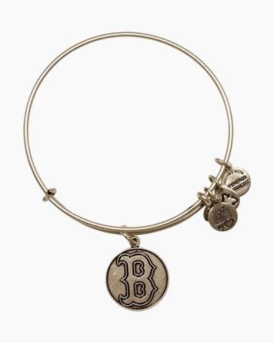 Boston Red Sox Cap Logo Charm Bangle
