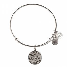 Alex and Ani Mom Charm Bangle Bracelet