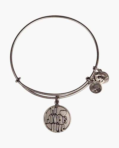 My Love Is Alive Charm Bangle | Project Common Bond