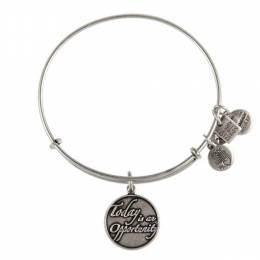 Alex and Ani Today Is An Opportunity Charm Bangle