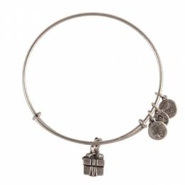 ALEX AND ANI Gift Box Charm Bangle | American Cancer Society