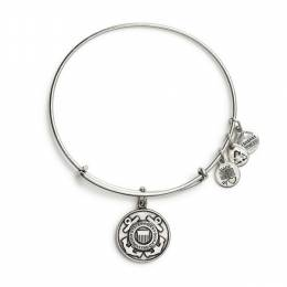 Alex and Ani U.S. Coast Guard Charm Bangle