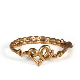 Alex and Ani The Perfect Pair Charm Bangle   The Paper Store
