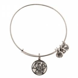Alex and Ani Boston College Logo Charm Bangle