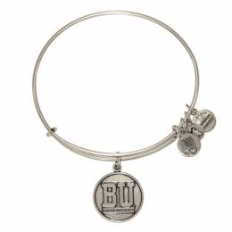 Alex and Ani Boston University Charm Bangle