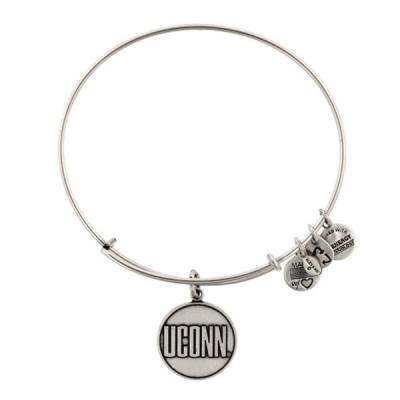 University Of Connecticut Logo Charm Bangle