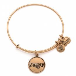 Alex and Ani New England Patriots Logo Charm Bangle