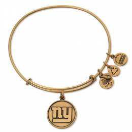Alex and Ani New York Giants Logo Charm Bangle