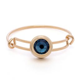 Alex and Ani Montana Blue Intuition Sacred Studs Ring