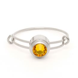 Alex and Ani Sunflower Intellect Sacred Studs Ring