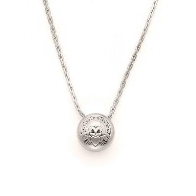 Claddagh Charm Necklace