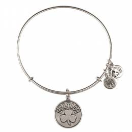 Alex and Ani Boston Celtics Charm Bangle