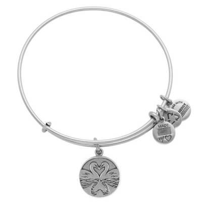 The Perfect Pair Charm Bangle
