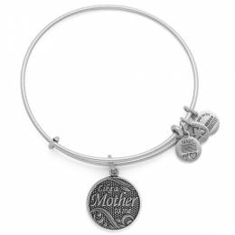 Alex and Ani Like A Mother Charm Bangle