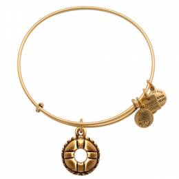 Alex and Ani Life Preserver Charm Bangle