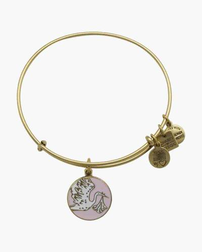 Pink Special Delivery Charm Bangle | March of Dimes