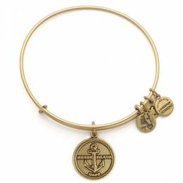 Alex and Ani Rhode Island Charm Bangle