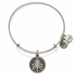 Alex and Ani Seven Swords Charm Bangle