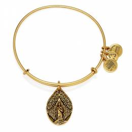 Alex and Ani Guardian Of Peace Charm Bangle