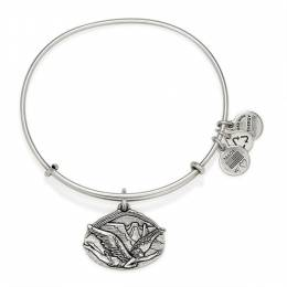 Alex and Ani Guardian Of Freedom Charm Bangle