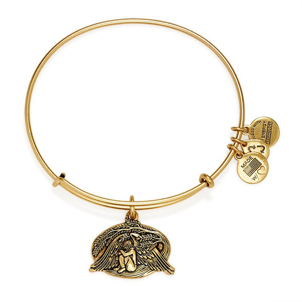 Alex And Ani Guardian Of Healing Charm Bangle The Paper