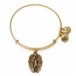 Alex and Ani Guardian Of Strength Charm Bangle