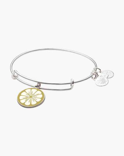 Zest For Life Charm Bangle | Alex's Lemonade Stand