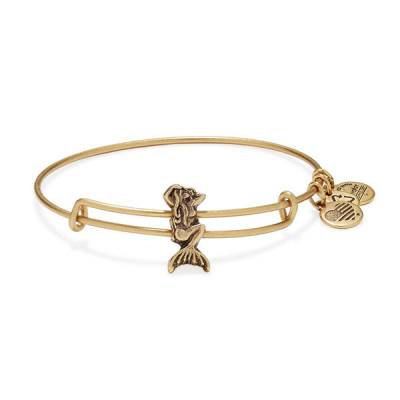 Mermaid Slider Charm Bangle