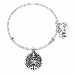 Alex and Ani Anchor Charm Bangle