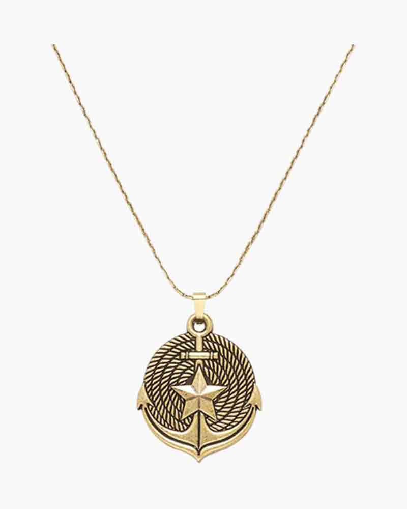 Alex And Ani Anchor Expandable Necklace The Paper Store