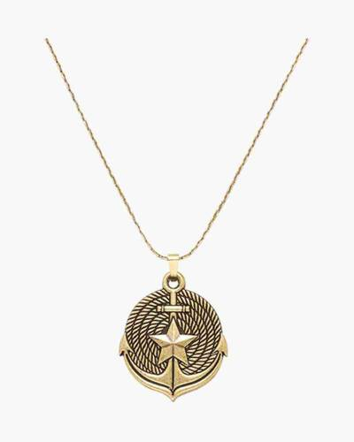 Anchor Expandable Necklace