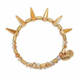 Alex and Ani Golden Aura Depths Of The Wild Wrap