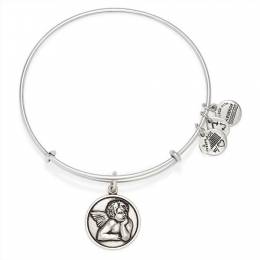 Alex and Ani Cherub Charm Bangle