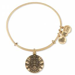 Alex and Ani Hand of Fatima Expandable Charm Bangle