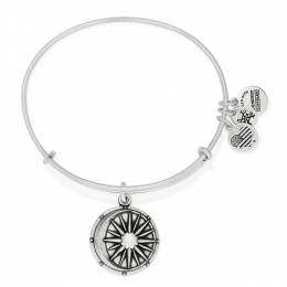 Alex and Ani Cosmic Balance Expandable Charm Bangle