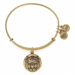 Alex and Ani Wild Heart Expandable Charm Bangle