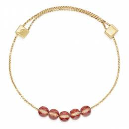Alex and Ani Lava Crystal Infusion Expandable Bracelet