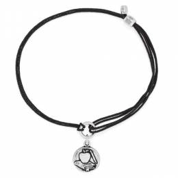 Alex and Ani Apple Pull Cord Bracelet