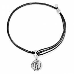 Alex and Ani Ballet Slipper Pull Cord Bracelet