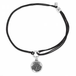 Alex and Ani Hand of Fatima Pull Cord Bracelet