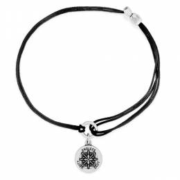 Alex and Ani Healing Love Pull Cord Bracelet