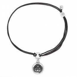 Alex and Ani Claddagh Pull Cord Bracelet